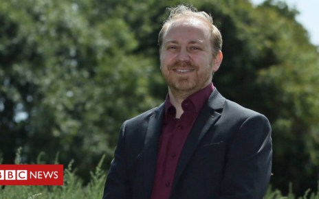 102750372 agnewpa - Steven Agnew to step down as leader of Green Party in NI
