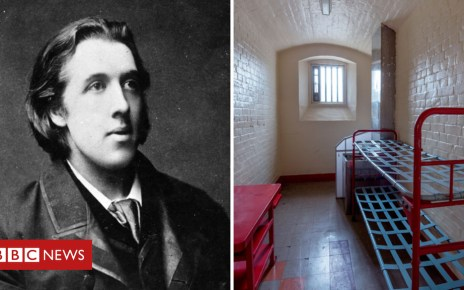 90474453 oscar split 2 - Reading Prison: Oscar Wilde arts centre plans backed