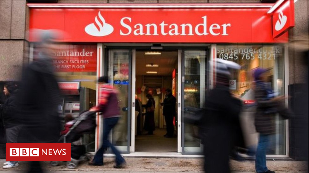 93799395  90792233 gettyimages 103231721 - Santander sees growth but UK profits slip