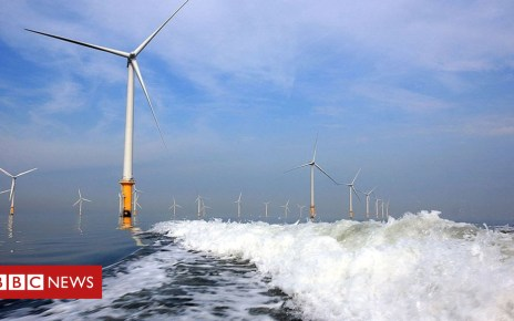 97749908 burbobankwindfarmgetty - UK wind power capacity to nearly double by 2030, industry says