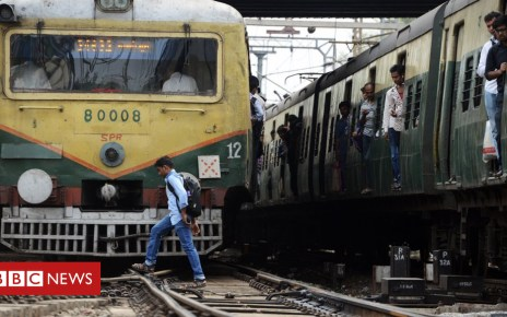 98877576 gettyimages 512198090 - India trains delayed due to 'drunk' station master