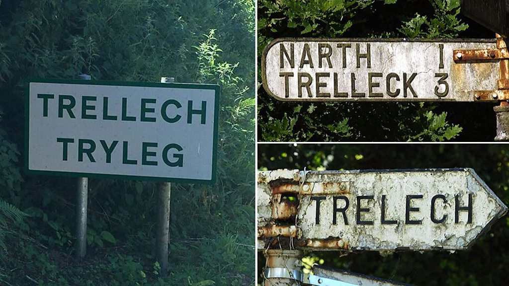 p06dcdsq - The Welsh village name with more than 20 spellings