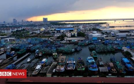 100807538 pakai5 - Jakarta, the fastest-sinking city in the world