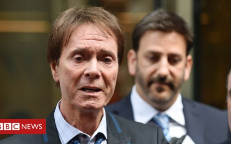 102699636 cliffepa - Sir Cliff Richard privacy case: BBC will not go to Court of Appeal