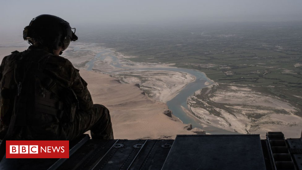 102705081 gettyimages 849101356 - Why are UK and US sending more troops to Afghanistan?