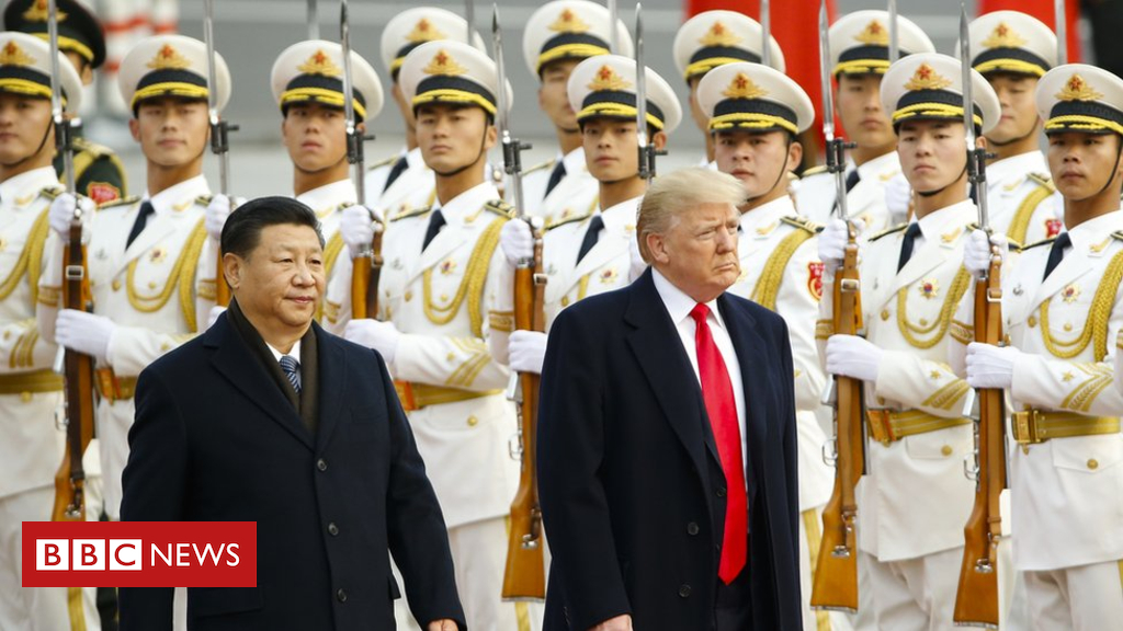 102779672 gettyimages 871894546 1 - Trump threatens higher tariffs on Chinese imports