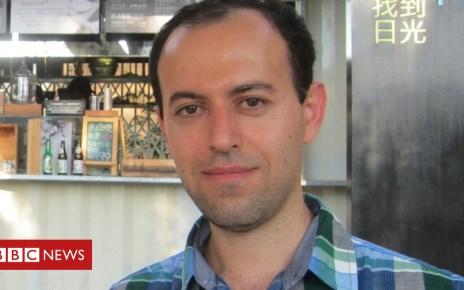 102784628 mediaitem102784627 - Fields medal: UK refugee's major maths award stolen
