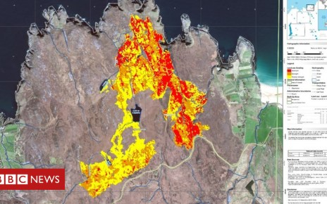 102788470 mediaitem102787974 - Tracking Scotland's wildfires from space