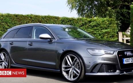 102796967 hi048443120 - Prince Harry's old Audi for sale online for £71k