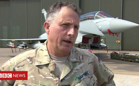 102806876 mediaitem102806873 - Armed forces chief vows to fight false Northern Ireland claims