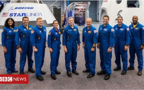 102824683 p06gj5jx - Meet Nasa's commercial flight astronauts