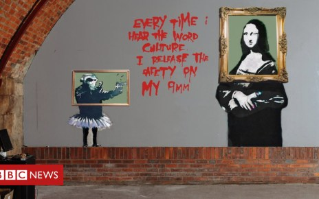 102861169 d55ae4c3 1e77 4192 947a e97dcc9d7e53 - Work starts to restore painted-over Banksy murals