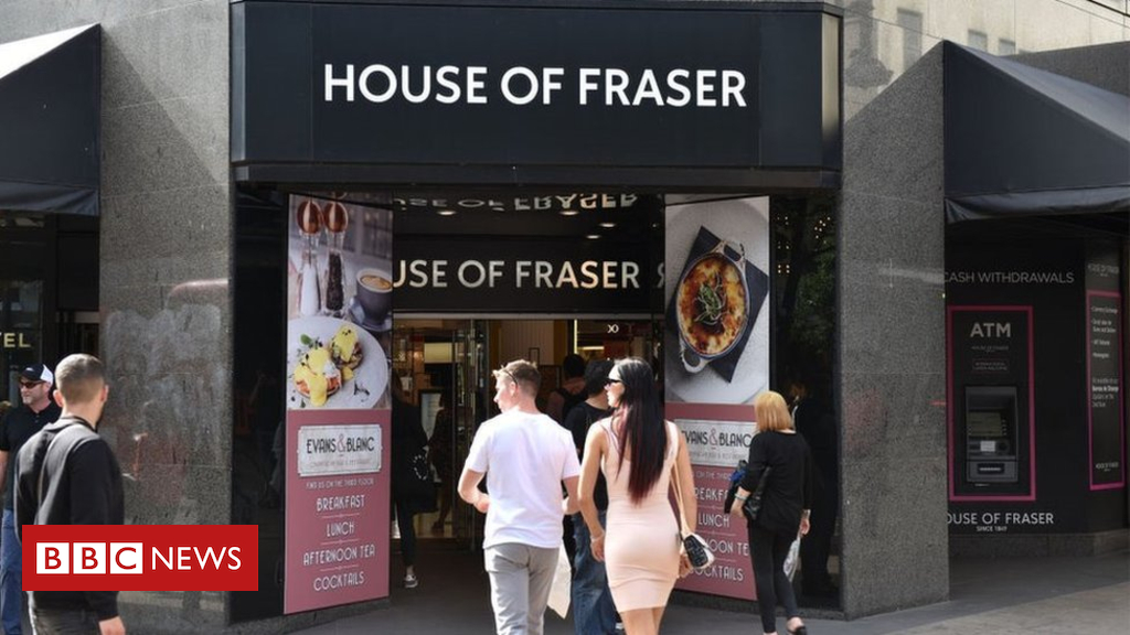 102898009 hofhofgettyimages 976951172 - House of Fraser suppliers face anxious wait
