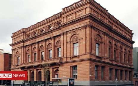 102903970 belfast central library - NI libraries bring in £400,000 in book fines