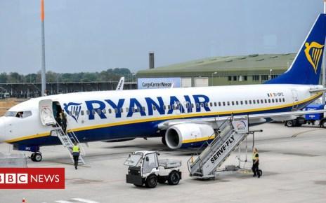 102904963 mediaitem102904960 - Ryanair strike: One in six flights cancelled in pilot walkout