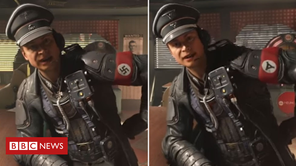 102910134 wolfenstein nazis - Germany lifts total ban on Nazi symbols in video games