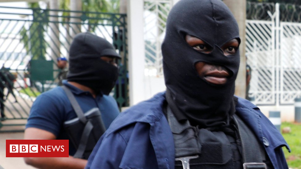 102923816 armedreuters - Letter from Africa: Heroes and villains of Nigeria's parliament siege