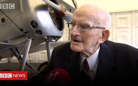 102929044 p06h49xd - 'I loved it' - NI veteran on his years in the RAF