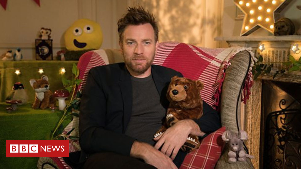 102948827 ewan mcgregor - Ewan McGregor latest star to read CBeebies Bedtime Story