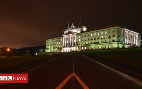 102954711 gettyimages 631836198 - Stormont stalemate: 541 days on the hill without government