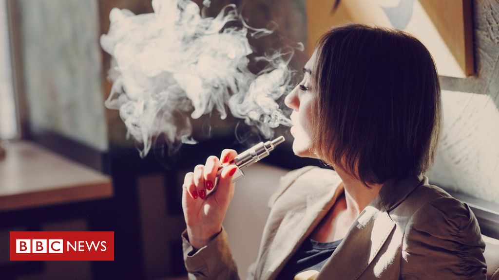 102954979 vaping gettyimages 472391596 - Vaping 'can damage vital immune system cells'