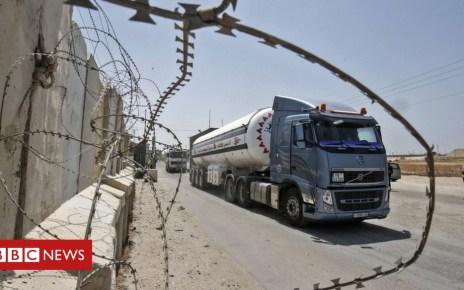 102967809 mediaitem102967805 - Israel to reopen Gaza cargo crossing if calm holds