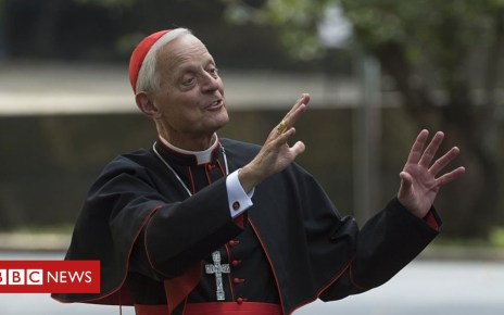 102972150 gettyimages 489818296 - Pope accepts Donald Wuerl's resignation as Washington DC archbishop