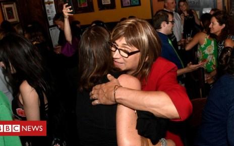 102976793 hi048675560 - Christine Hallquist: First transgender governor nominee picked