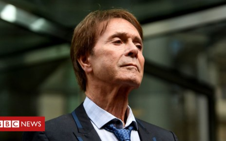 102982959 cliffnew - Sir Cliff Richard privacy case: 'Tough questions' for BBC over appeal decision