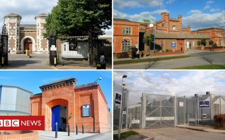 103044681 prisons pa - Body scanners and sniffer dogs to target prison drugs