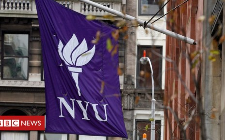 103047479 048433103 - NYU offers free tuition for all its medical students