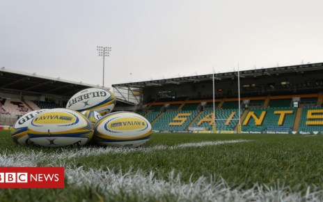 103056925 northampton sts - Northamptonshire County Council 'bought rugby hospitality box'