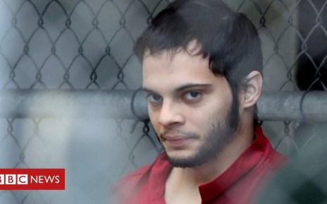 103063616 tv048707371 - Fort Lauderdale airport gunman sentenced to life