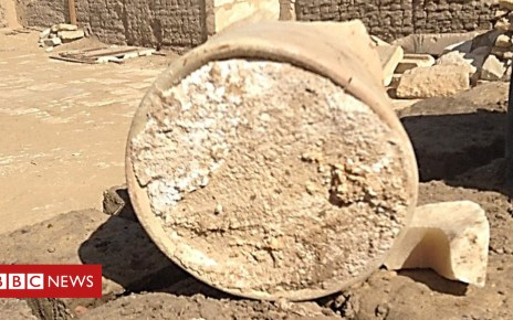 103070508 egyptcheese - Ancient Egypt: Cheese discovered in 3,200-year-old tomb