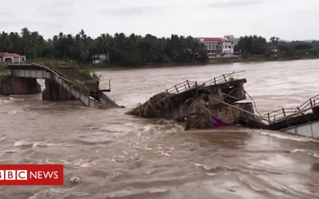 103074630 p06hvdsk - Kerala floods: Eyewitness accounts from BBC reporters