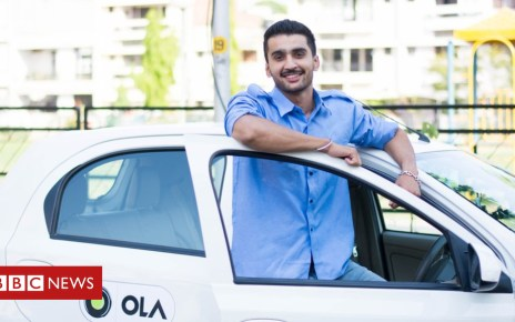 103078857 driverpartner 1 - Taxi-hailing firm Ola starts operating in Wales