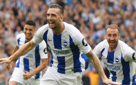 103078972 brighton - Brighton 3-2 Man Utd: Brighton score three first-half goals to stun visitors