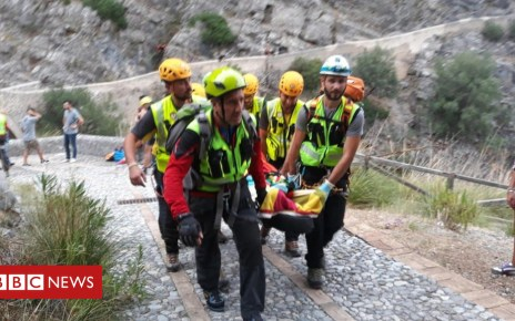 103101935 31ffc9e8 4ce2 488c a509 e25be135a8da - Eight hikers killed in flash flooding in southern Italy