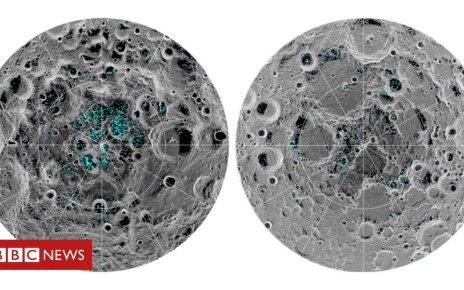 103109821 mediaitem103109820 - Water ice 'detected on Moon's surface'