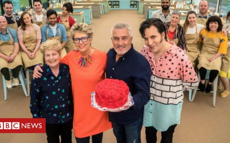 103111391 bakeoff talent - Baker's dozen: 13 things to know about the new Bake Off series