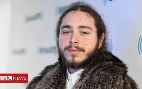 103121363 gettyimages 626737708 - Post Malone hits out at trolls who 'wished death' after plane drama