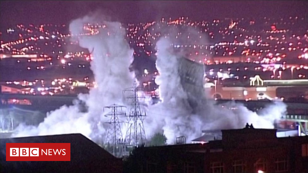 103145193 p06j7xy5 - Tinsley Towers: Demolition's 10 year anniversary