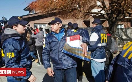 103152200 b46821bd d7bf 4d85 bbc4 48902e1c0ce3 - Ex-Argentina president Cristina Fernández de Kirchner's houses raided