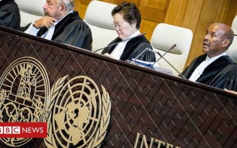 103186908 mediaitem103186904 - Sanctions on Iran: International Court of Justice rules against US