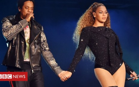 103188261 beyonceandjay z - Beyonce and Jay-Z stage invader charged with battery