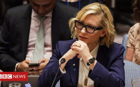 103207212 p06jpyxc - Cate Blanchett urges more support for Rohingya Muslims