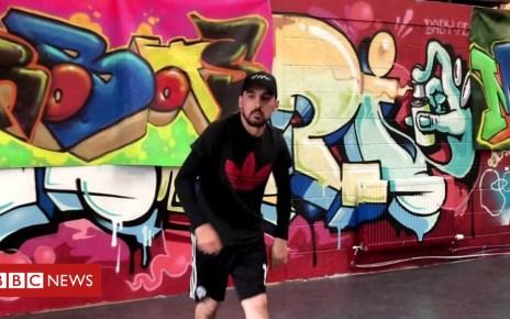 103233050 p06jtlnx - Breakdancing 'helped man escape gang culture'
