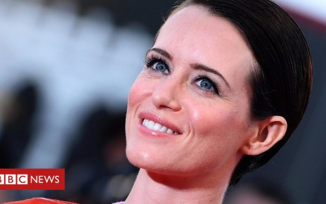 103235984 p06jvs4g - Claire Foy: 'I didn't want to play the perfect housewife'