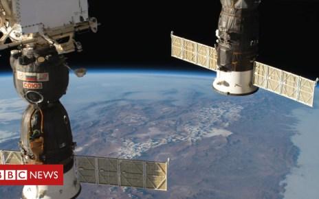 103237256 30441407908 ffed9e9278 o - Astronauts tackle air leak on International Space Station