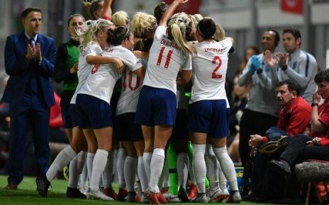 103252566 england getty - England beat Wales to reach Women's World Cup finals in France next year